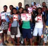 Azafady celebrates World AIDS Day in Fort Dauphin